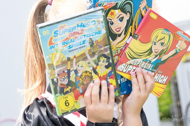feierSun.de zeigt warum jedes Kind ein SuperGirl ist und was an den DC Super Hero Girls ganz besonders ist. Gewinne ein Fanpaket