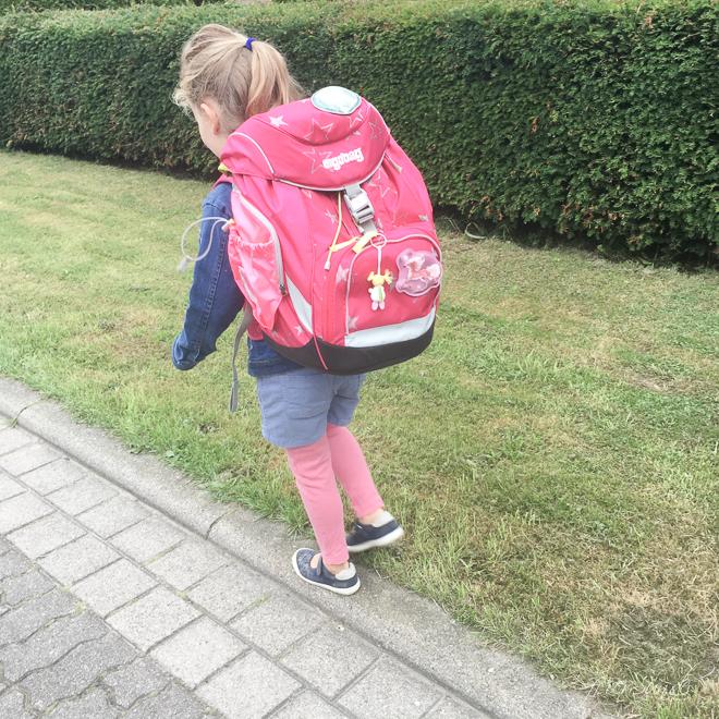 10 Dinge über die ersten 4 Wochen im Schulkind-Alltag und den Ranzen